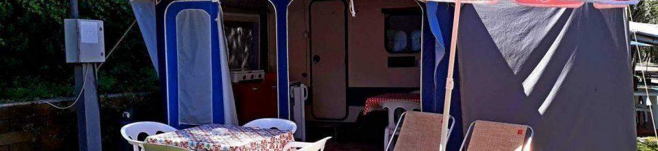 Rental Caravan Garconniere