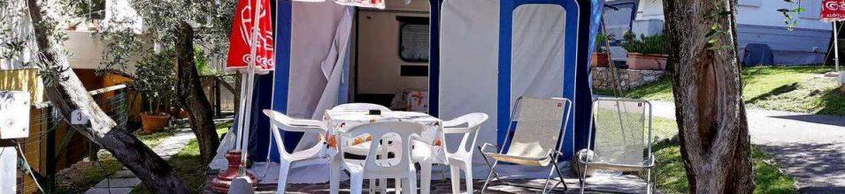 Rental Caravan Pizzini